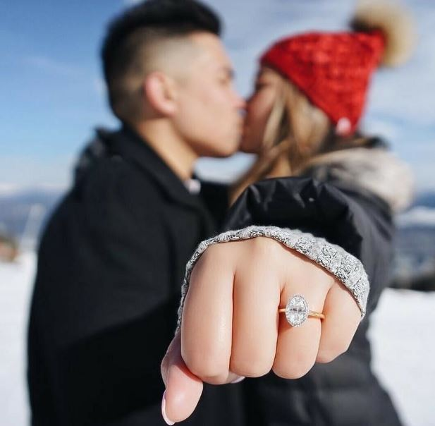 give her the best ring and prove your love