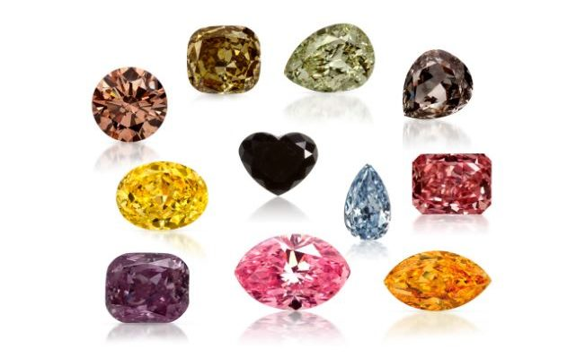 Which Color Diamond is the Rarest and Most Expensive