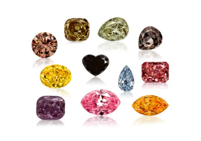 What Color Diamond Is The Rarest And Most Expensive In The World