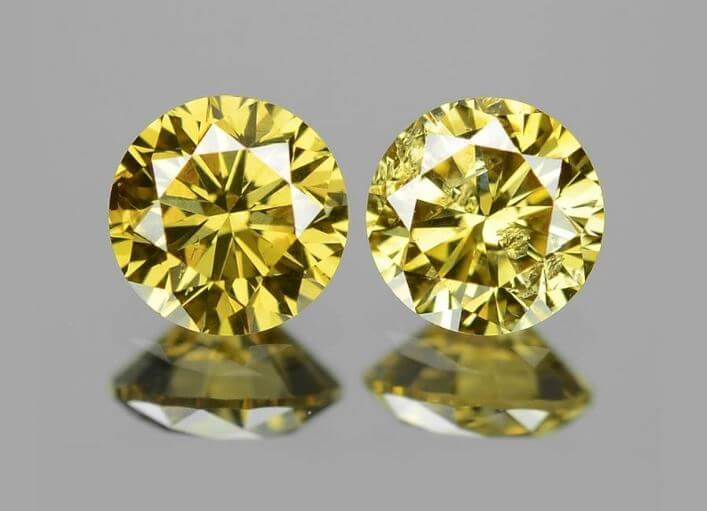 Why Color effect on Diamond Worth
