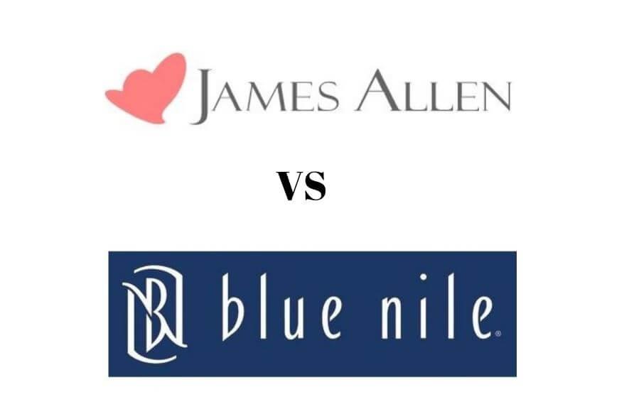 James Allen vs Blue Nile