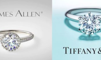 James allen vs Tiffany & co