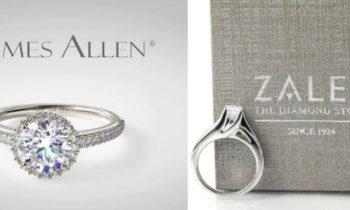 James Allen vs Zales