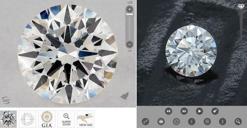 diamond view james allen vs brian gavin